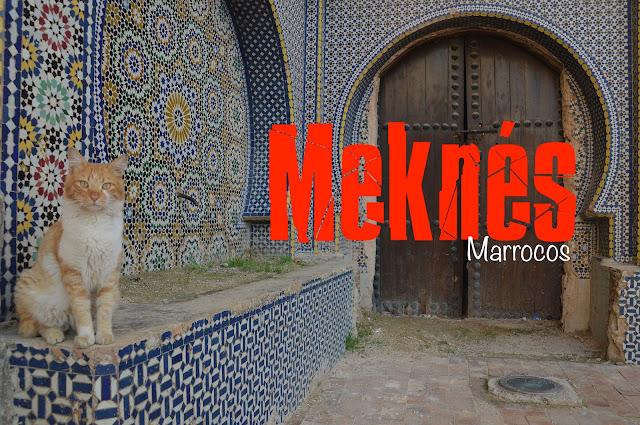O que visitar em Meknès, Marrocos