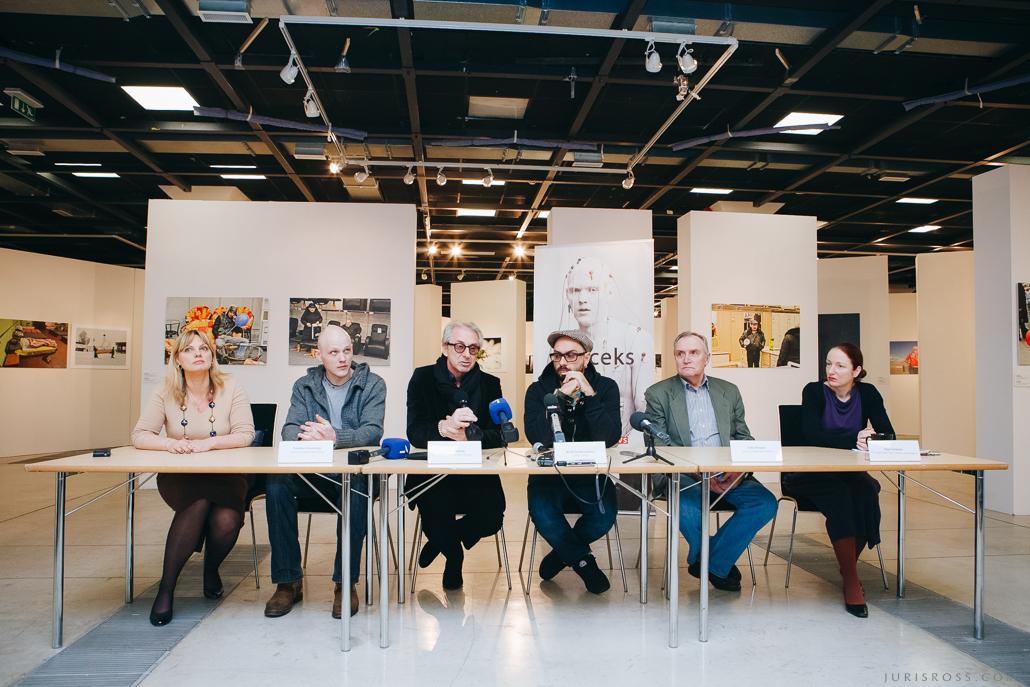 Rīgas mākslas telpa Voiceks Kirils Serebreņņikovs / Uldis Dumpis / Gundars Grasbergs