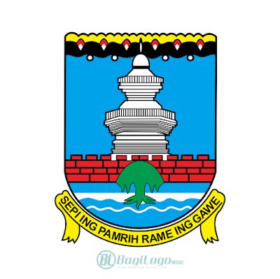 Kabupaten Serang Logo Vector