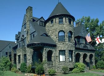Gothic style house 14