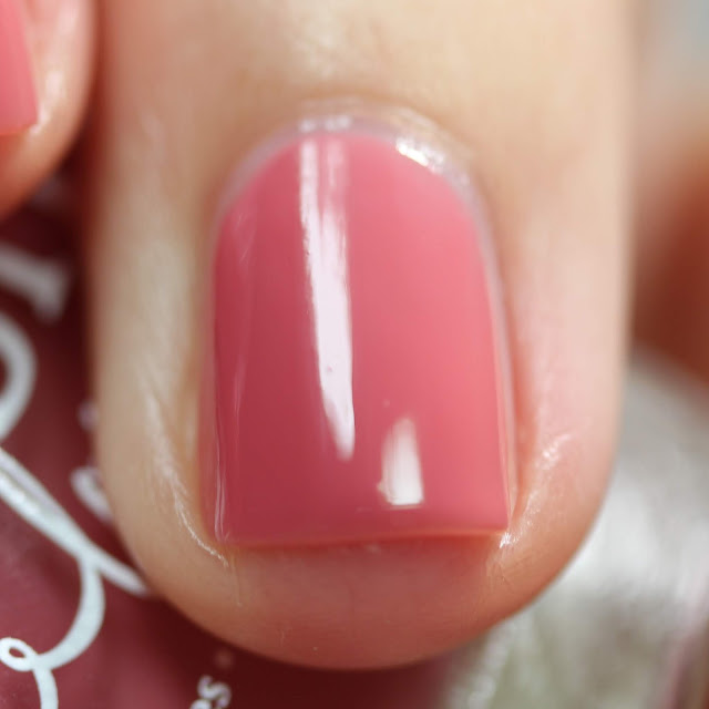 BLUSH Lacquers Horizon swatch by Streets Ahead Style