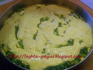 Τα φαγητά της γιαγιάς - Πλαστός (χορτόπιτα) με καλαμποκάλευρο