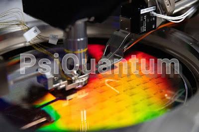 مايكروسوفت تستثمر في شركة PsiQuantum الناشئة لصناعة  أول حاسوب كمومي عملي في العالم