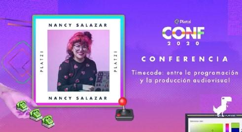 Nancy Salazar Platzi Conf