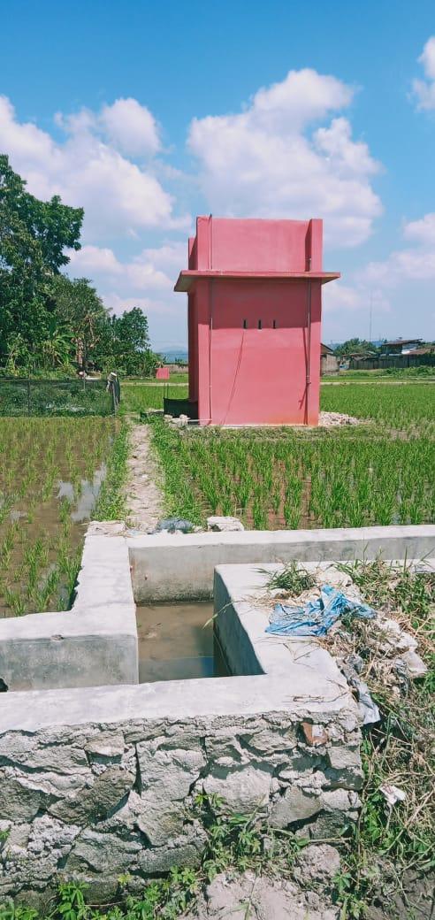 Proyek Pompanisasi Dinas Pertanian Taput Dinilai Mubazir