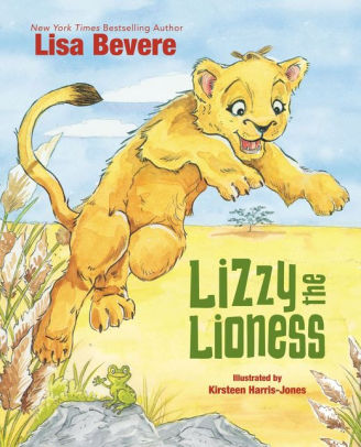 Lizzy the Lioness Giveaway - ENDED