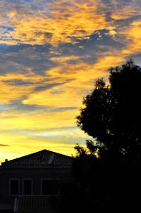 Attica Sunset