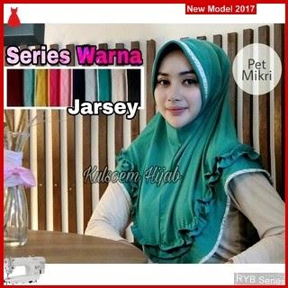 RYB115B Hijab Jilbab Cantik Pet Murah Mikri BMG Online Shop
