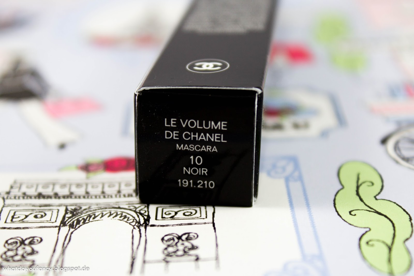 Le Volume de Chanel Mascara – meine liebste High End Mascara