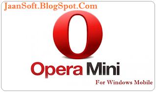 Opera Mini 21 For Windows Mobile Download