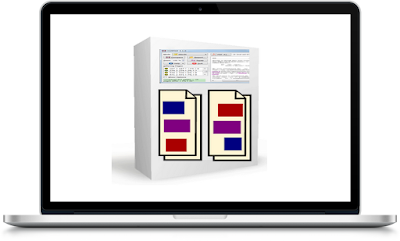 Screenshot Qtrac DiffPDF 5.7.0 Full Version
