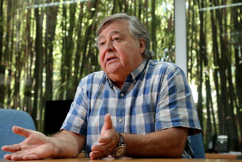 Ernesto Belloni cambia su rutina a dos semanas de su show en Viña