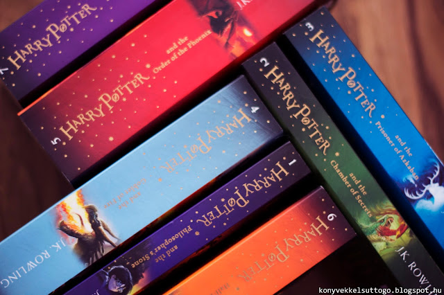 Harry Potter I Jubileumi bejegyzés