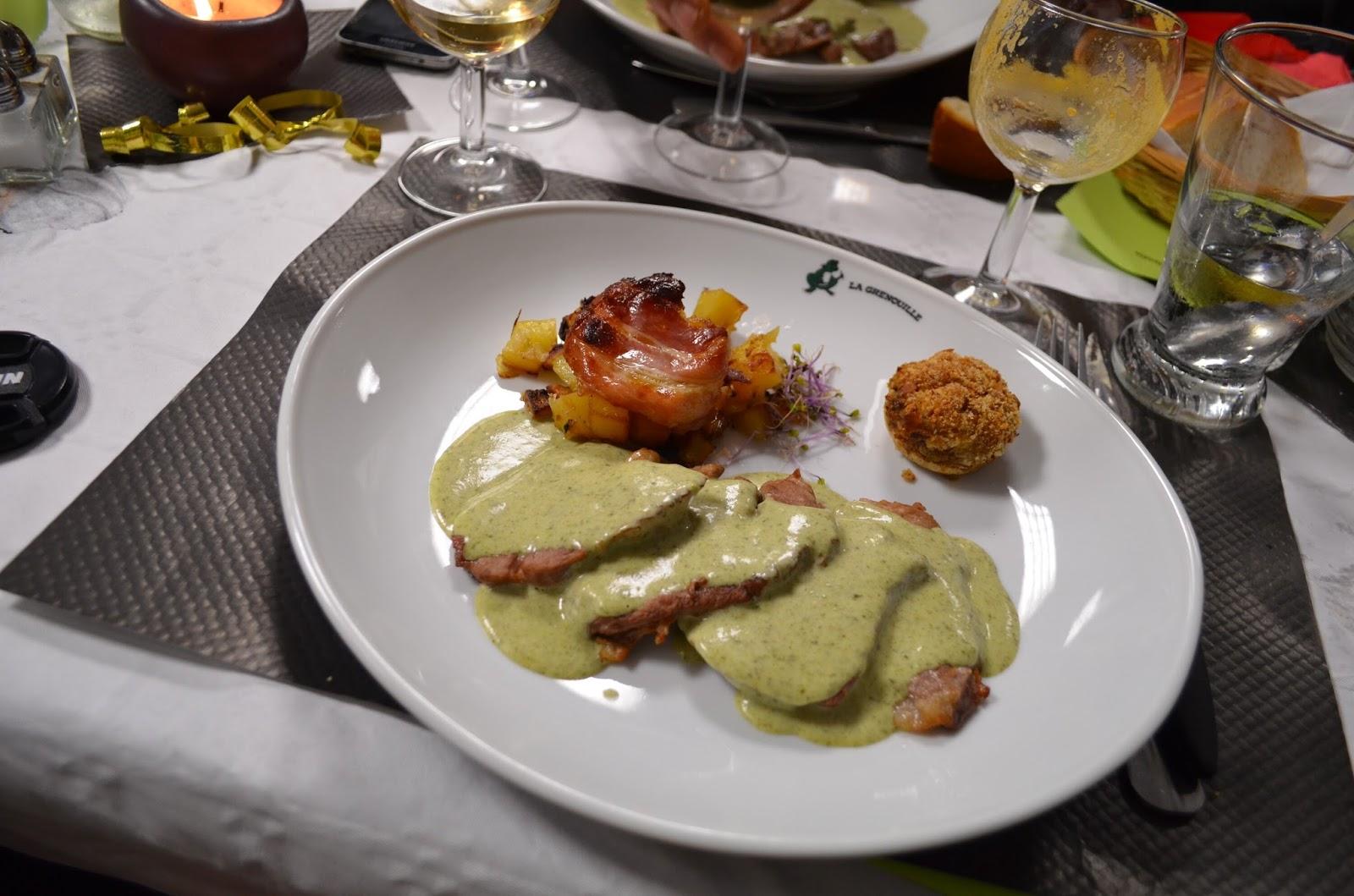 Restaurant Au Treport Pour La St Valentin