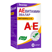 АЕвитамин Эвалар