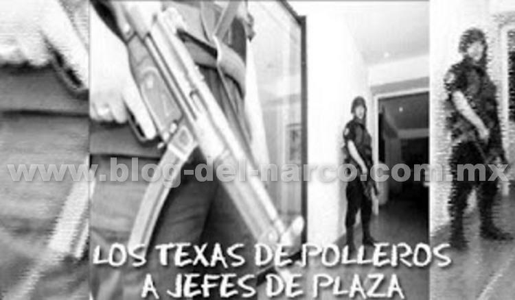 """La Historia de """"Los Texas"""" de """"Polleros"""" a Jefes de Plaza en Nuevo Laredo"""
