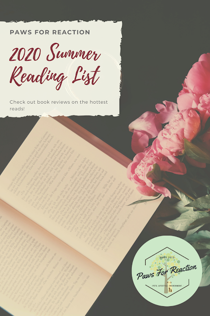 Book Review: My Dark Vanessa by Kate Elizabeth Russell Paws For Reaction summer reading list