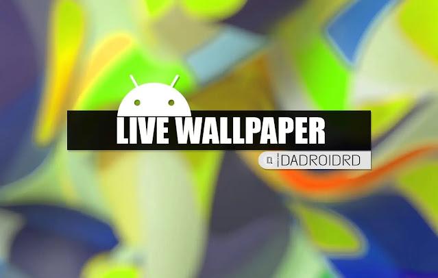 Cara pasang Live Wallpaper atau Backgorund Gambar bergerak Smartphone Android