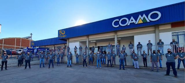 Começam comemorações dos 50 anos da Coamo
