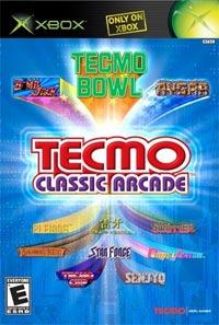 Tecmo Classic Arcade original xbox