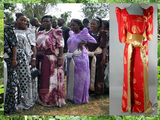 History of the Popular Traditional Dress for Ugandan Women