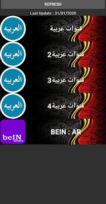 Arabic 4PTV