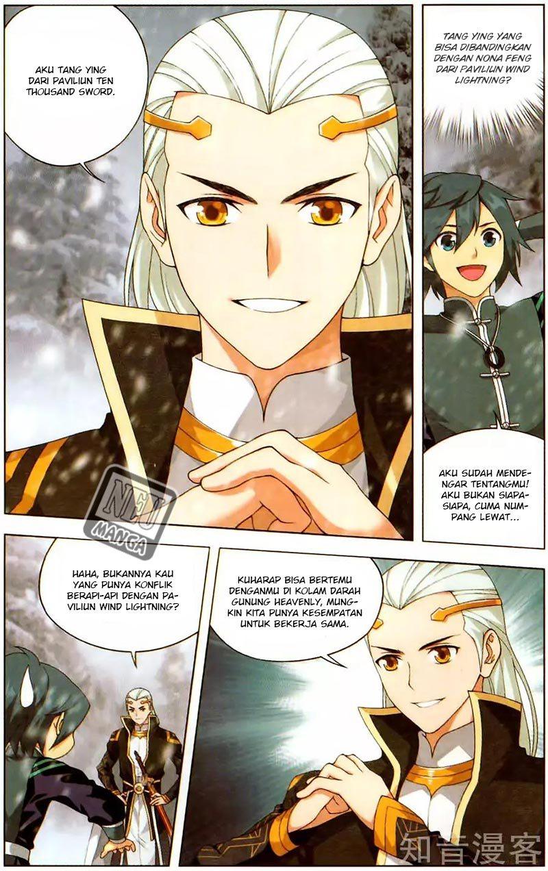Battle Through Heaven Chapter 232-18