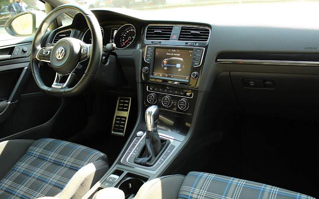 VW Golf GTE Brasil - teste drive