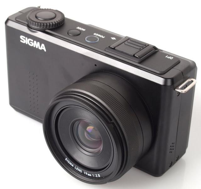 Fotografia della Sigma DP1 Merril
