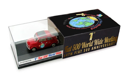 Fiat 500 World Wide Meeting 2021