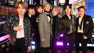 Korean BTS Band Awards جوائز فرقة بي تي اس