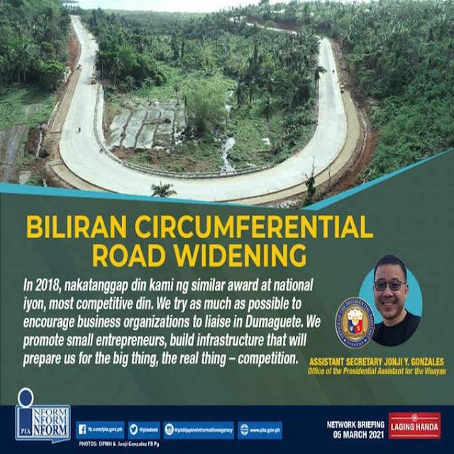 biliran circumferential road