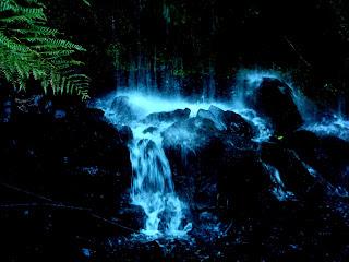 Uma das Cachoeiras do Snow Valley, São Joaquim