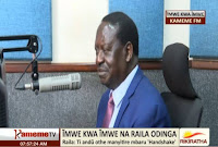 Raila%2Bon%2Bkameme - RAILA ODINGA finally reveals on whether he will vie for presidency in 2022 or not – RUTO and his corrupt people are panicking