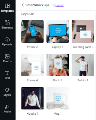 How to Bring Life in Designs with Canva Smartmockups ?