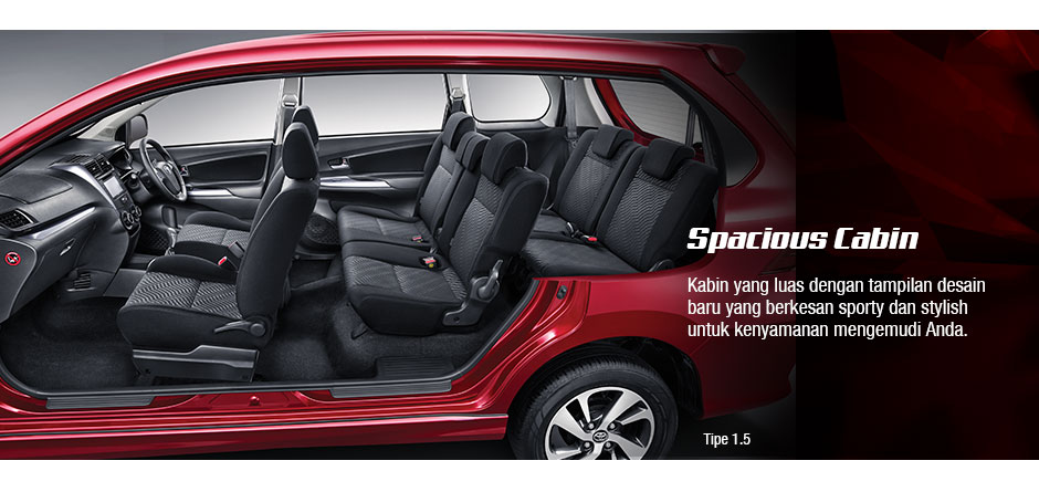 Toyota Grand New Avanza Veloz 2018 Mobil Promo Model Baru Harga Informasi Spesifikasi Tampilan Interior