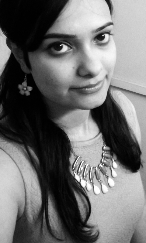 Interview with author Manaswita Ghosh