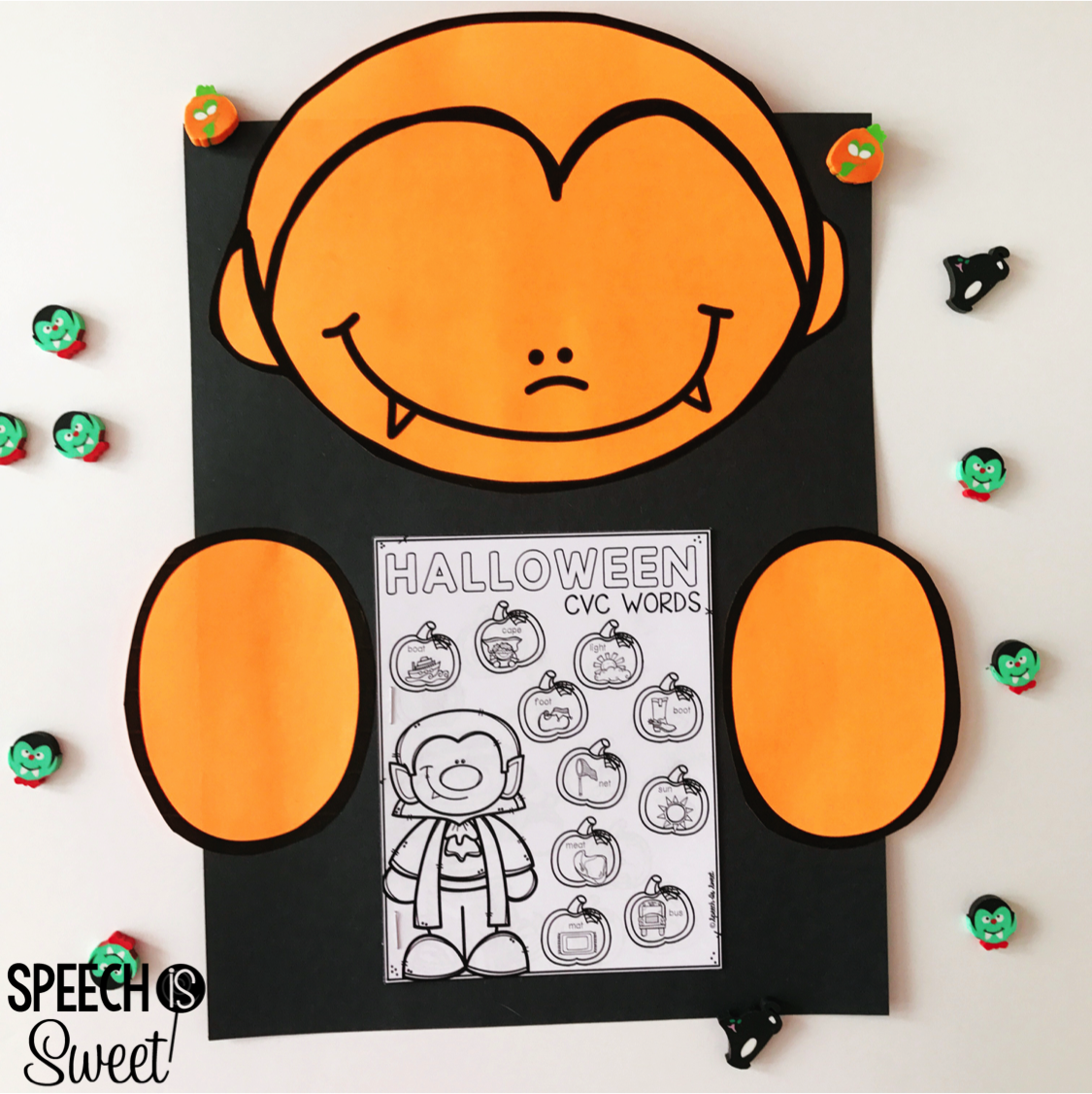 Halloween Worksheet Bud S Freebie
