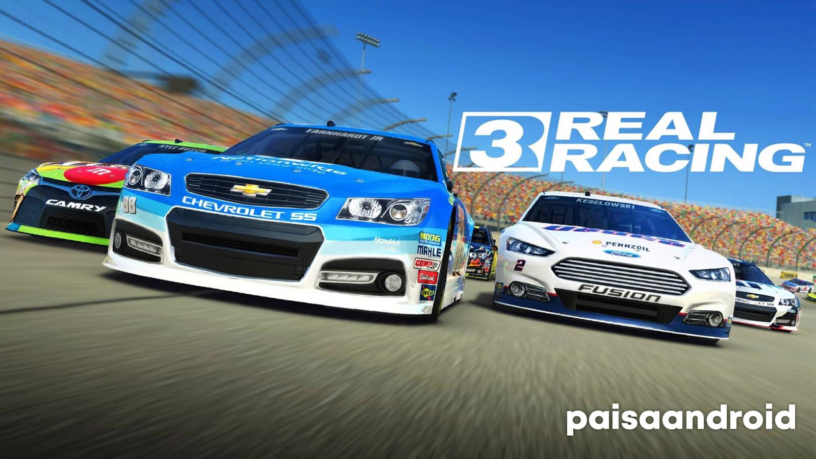 real racing 3 para android