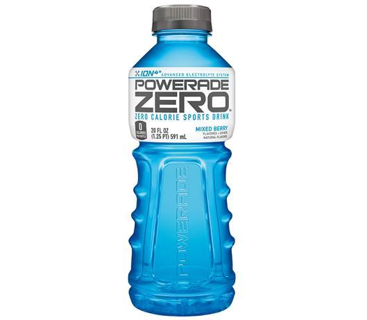 a powerade zero segít a fogyásban