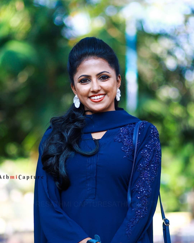 Actress Sreevidya Nair