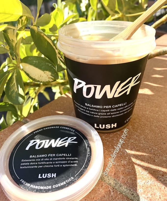 Power! Il balsamo Lush per capelli super!