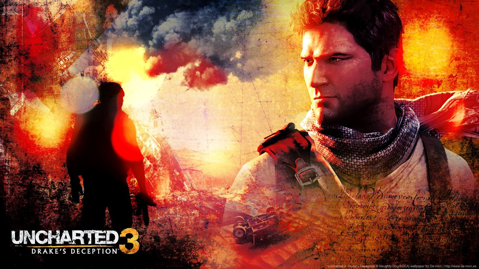 Killzone Shadow Fall Wallpapers Hd Wallpapers Hd 32 Wallpapers De Uncharted 3 Juego