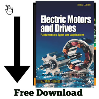 Free Download PDF Of Electric Motors and Drives By Austin Hughes