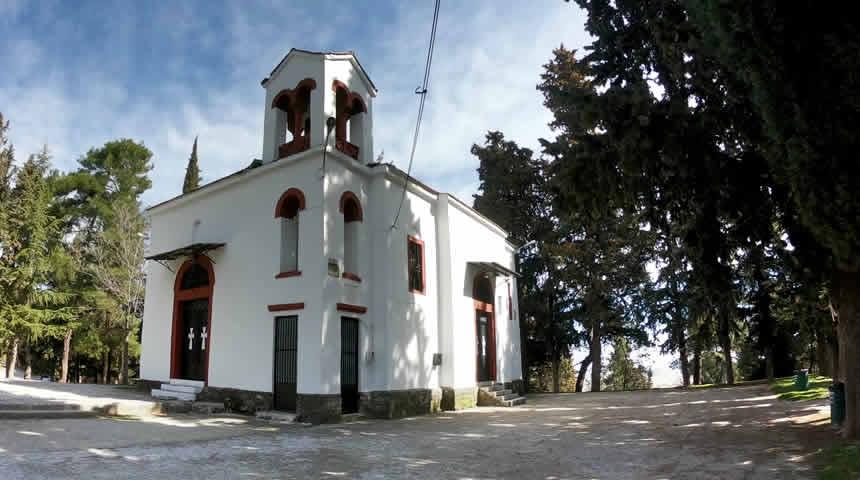 Αποκαθιστά με 70.000 ευρώ τον Ιερό Ναό Προφήτη Ηλία Τρικάλων η Περιφέρεια Θεσσαλίας