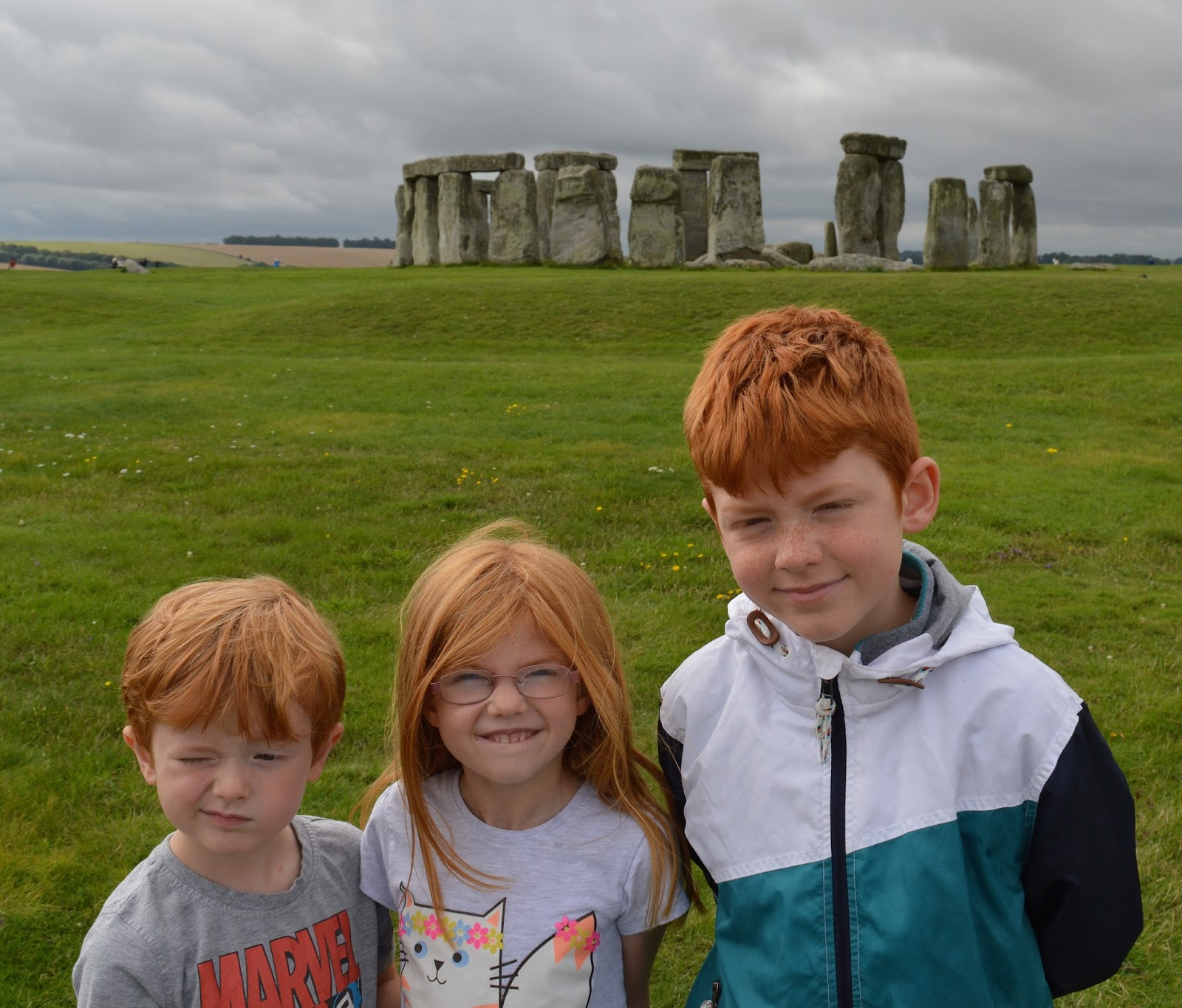 Tips for taking your kids to visit Stonehenge