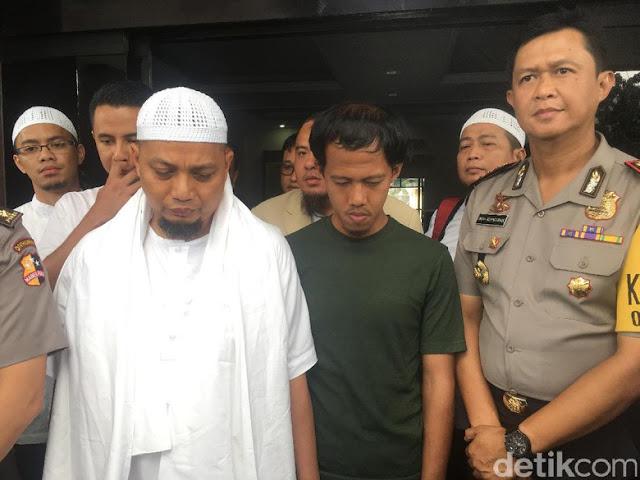 Pesan Arifin Ilham ke Fahmi: Fokus ke Alquran dan Semakin Cinta RI