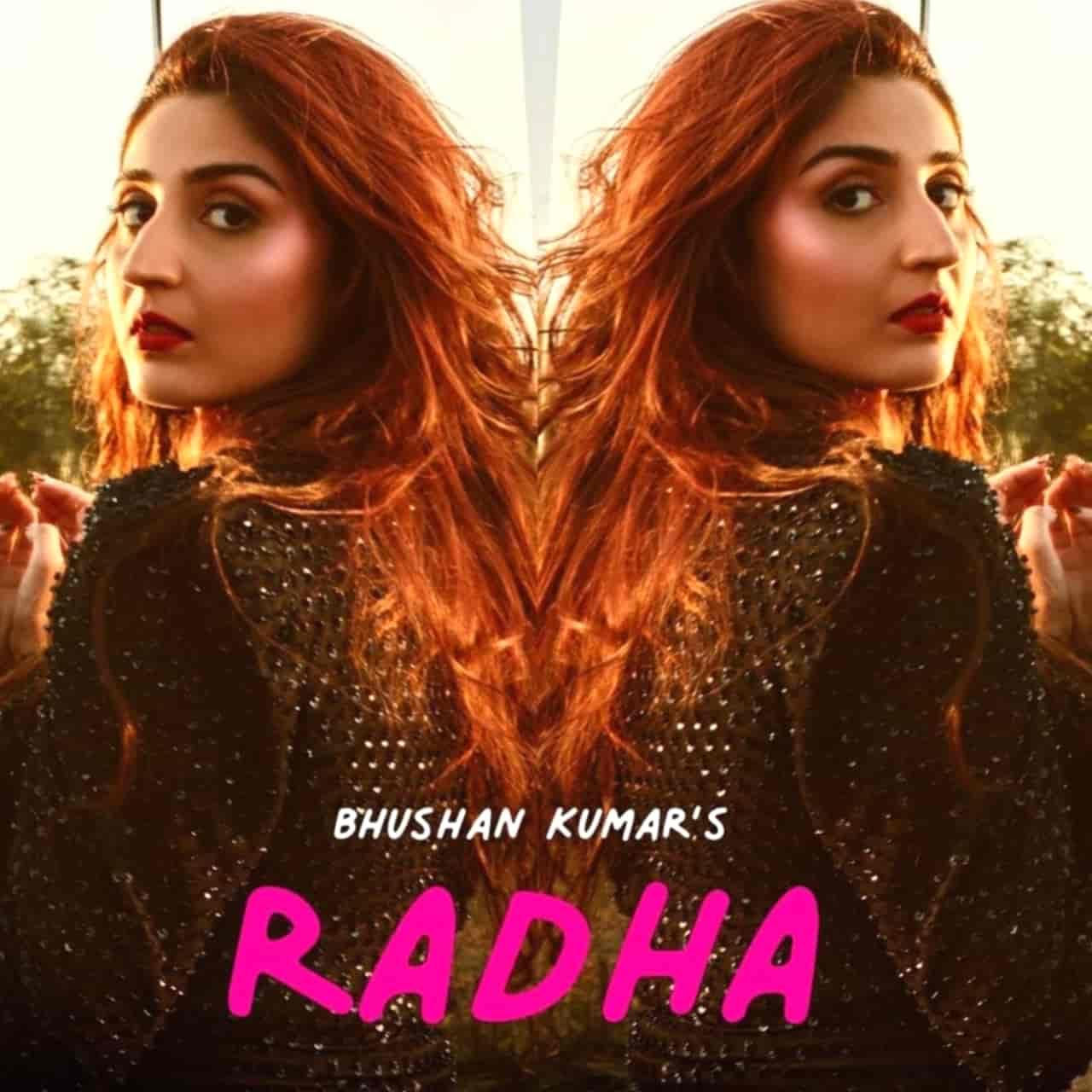 Radha Song Lyrics, Sung By Dhvani Bhanushali.