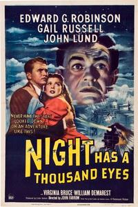 Watch Night Has a Thousand Eyes Online Free in HD