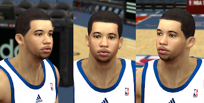 NBA 2K14 Michael Carter-Williams Face Mod